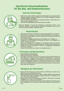 thumbnail of 2020 04 10 Guideline Corona Securité Construction V1 – DE
