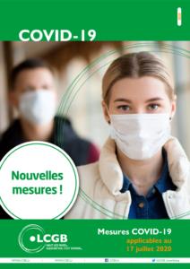thumbnail of 2020 07 16 Guideline Corona Juillet-Décembre (FR)