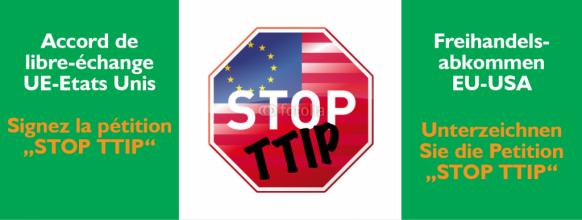 Petition TTIP