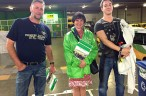 13 2016 08 17 Action de distribution Gare 20160817a